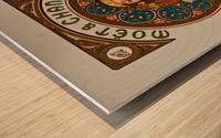 Grand Crement Imperial Wood print