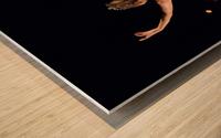 Ballerina 1 Wood print