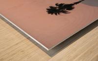 Ojai, California VP1 Wood print