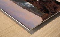 Fog off Mount Desert 1850 Wood print