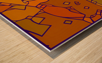 practical dream 31 Wood print