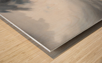 After rain - Chelsea Wood print