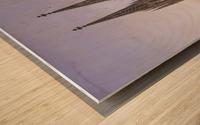 Idealansicht des Kolner Doms Wood print