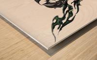TribaVJO LADY Wood print