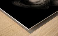 KIM BASINGER Wood print