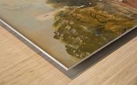 Villa-Arson Wood print