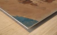 Ellora Wood print