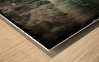 TeaTime Wood print