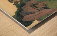 Landscape Semur by Felix Vallotton Wood print