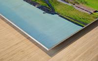 St Kitts Brimstone Hill 2 Wood print