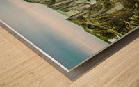Green Canyon Wood print