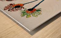 Snurch Wood print