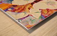 tuesdays Wood print