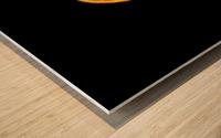 Clemantine Wood print