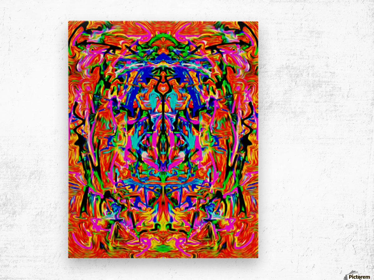 spiritgrand Wood print