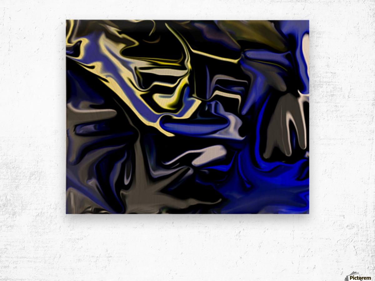 angelz3 Wood print