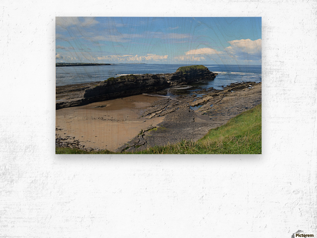 BUNDORAN, CO.DONEGAL Wood print