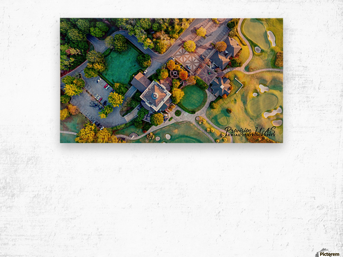 Westpoint, MS | Over Old Waverly Wood print