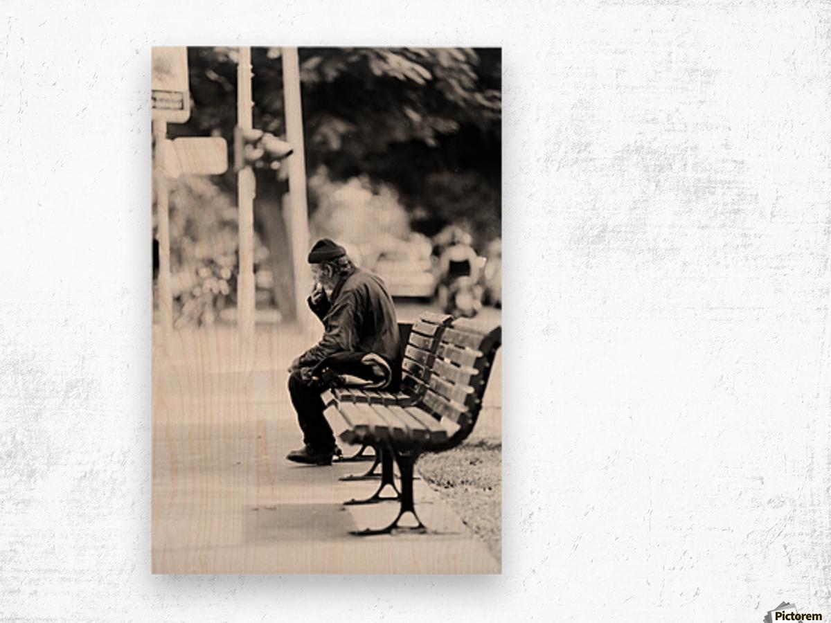 29940006 Wood print