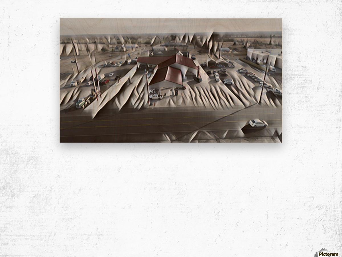 Keiths2 Wood print