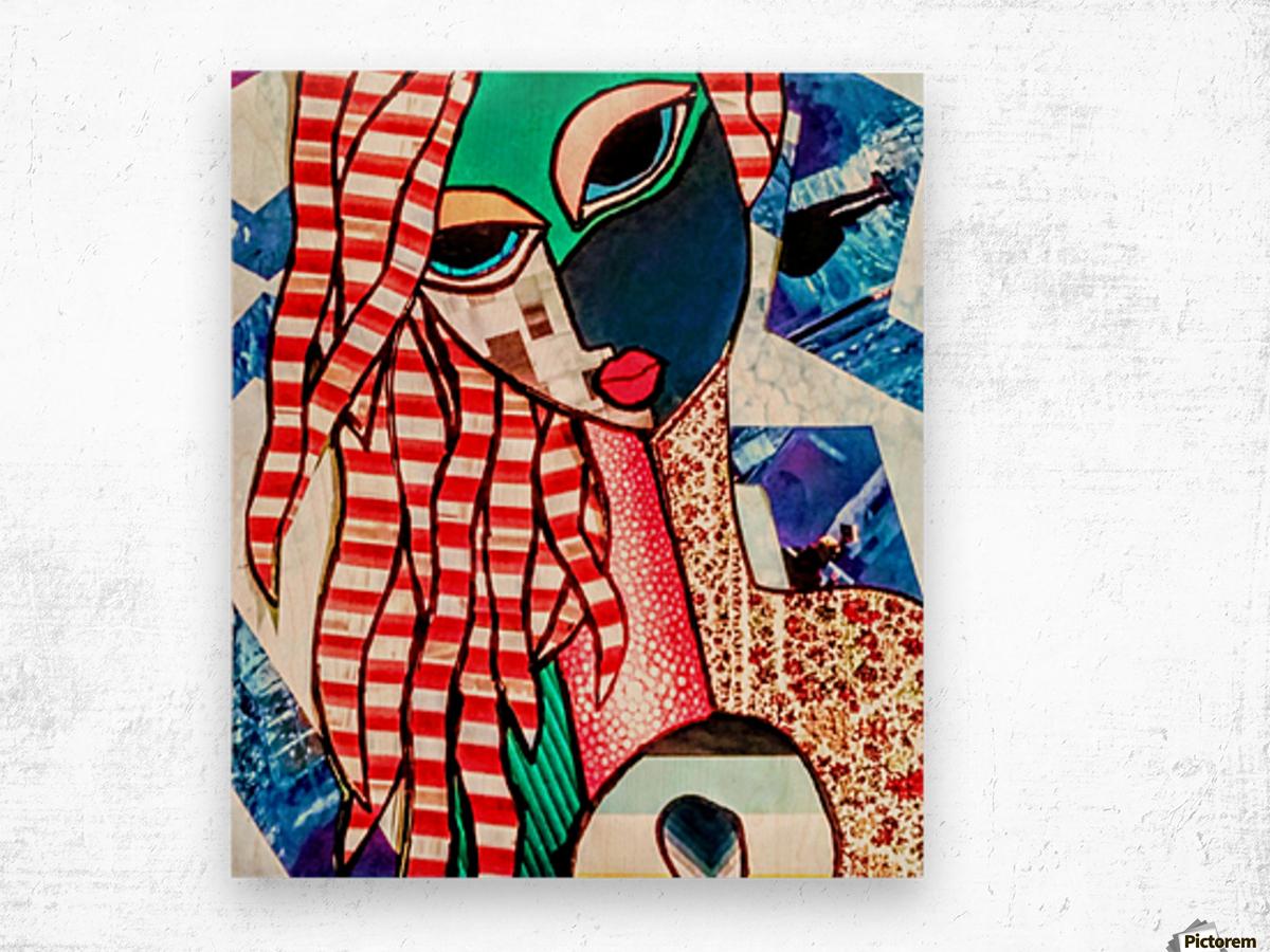 Joey Wood print
