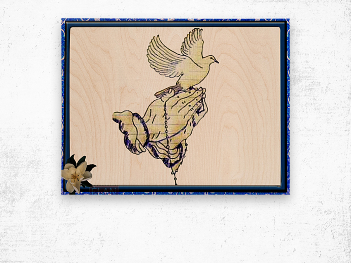 Pierson 002 Wood print