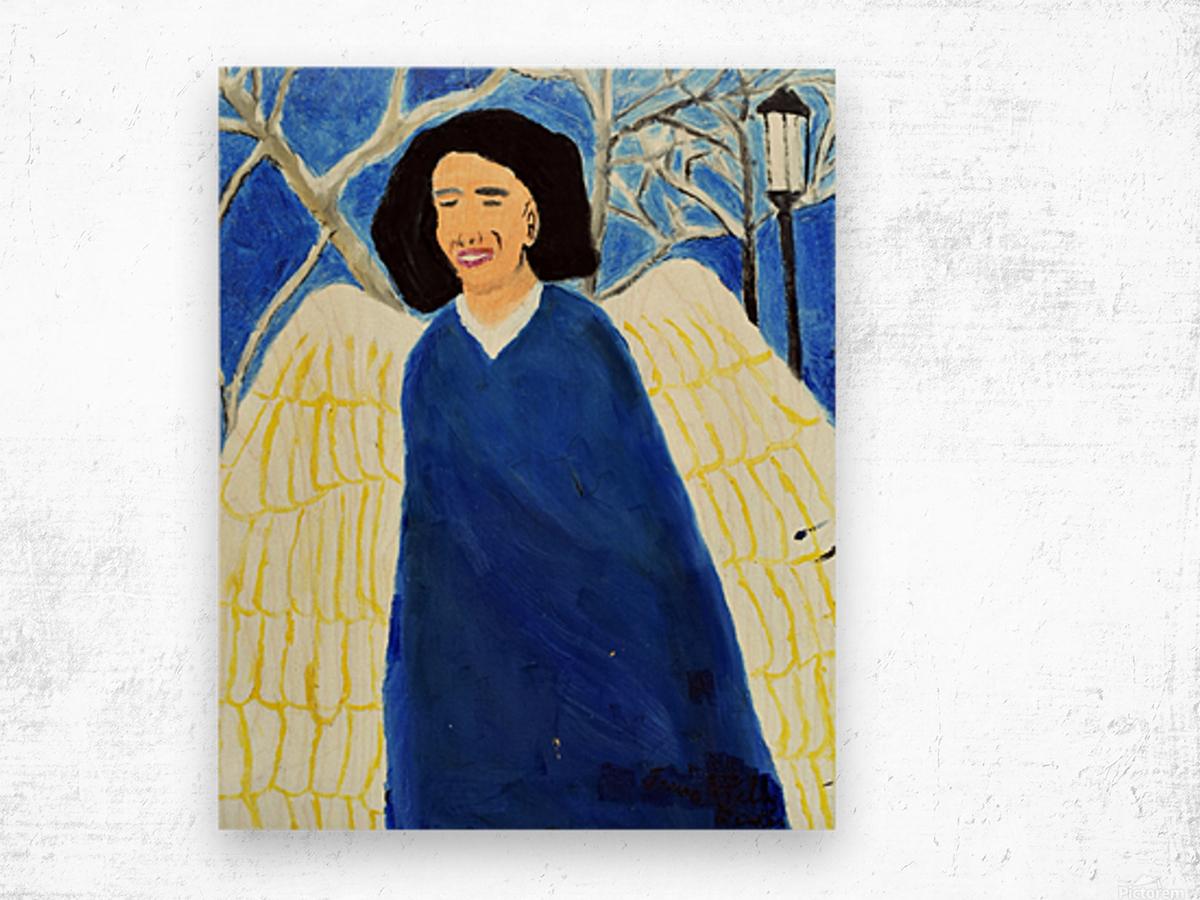 Angel. Kelly R Wood print