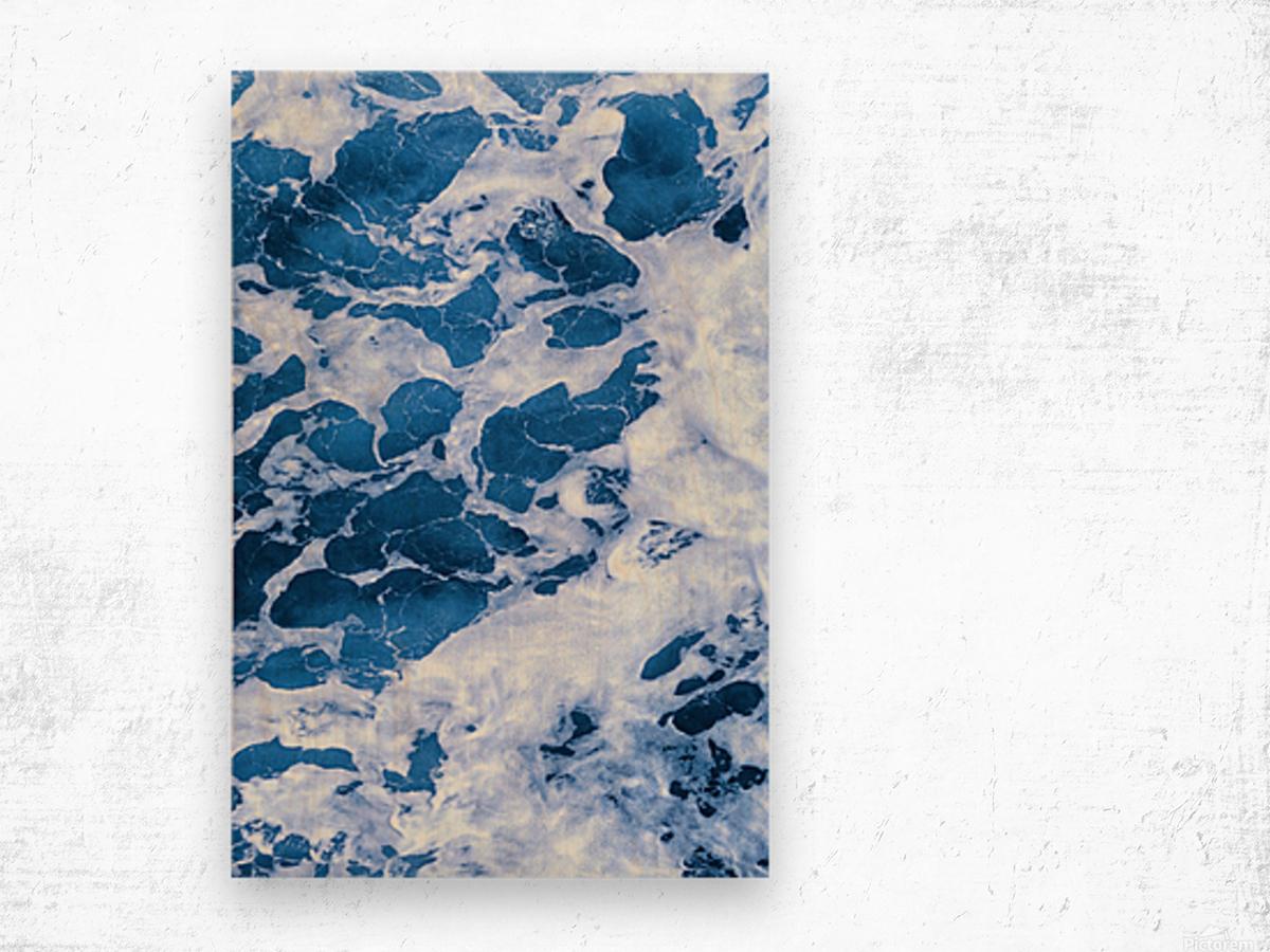 Tropical_XI Wood print