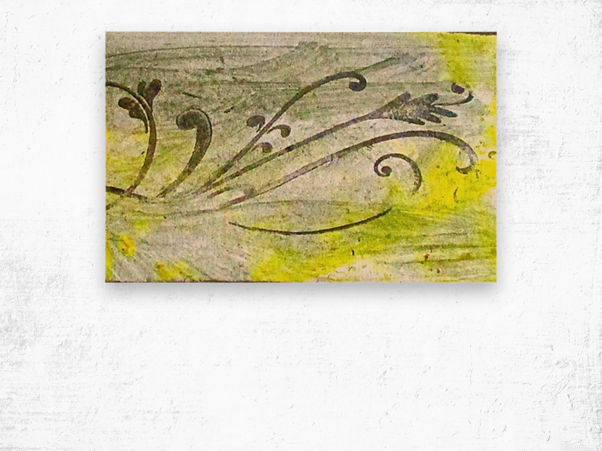 IMG_0405 Lemon Meringue Wood print