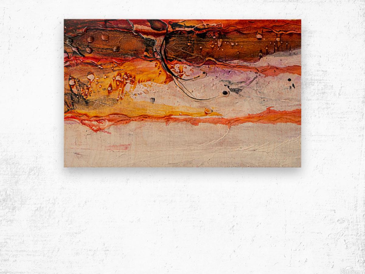 Sophia Huit Wood print