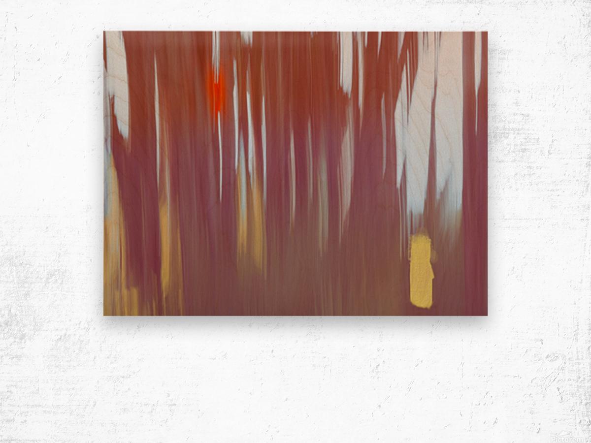 Moving Trees 27 Landcape 52 70 200px Wood print