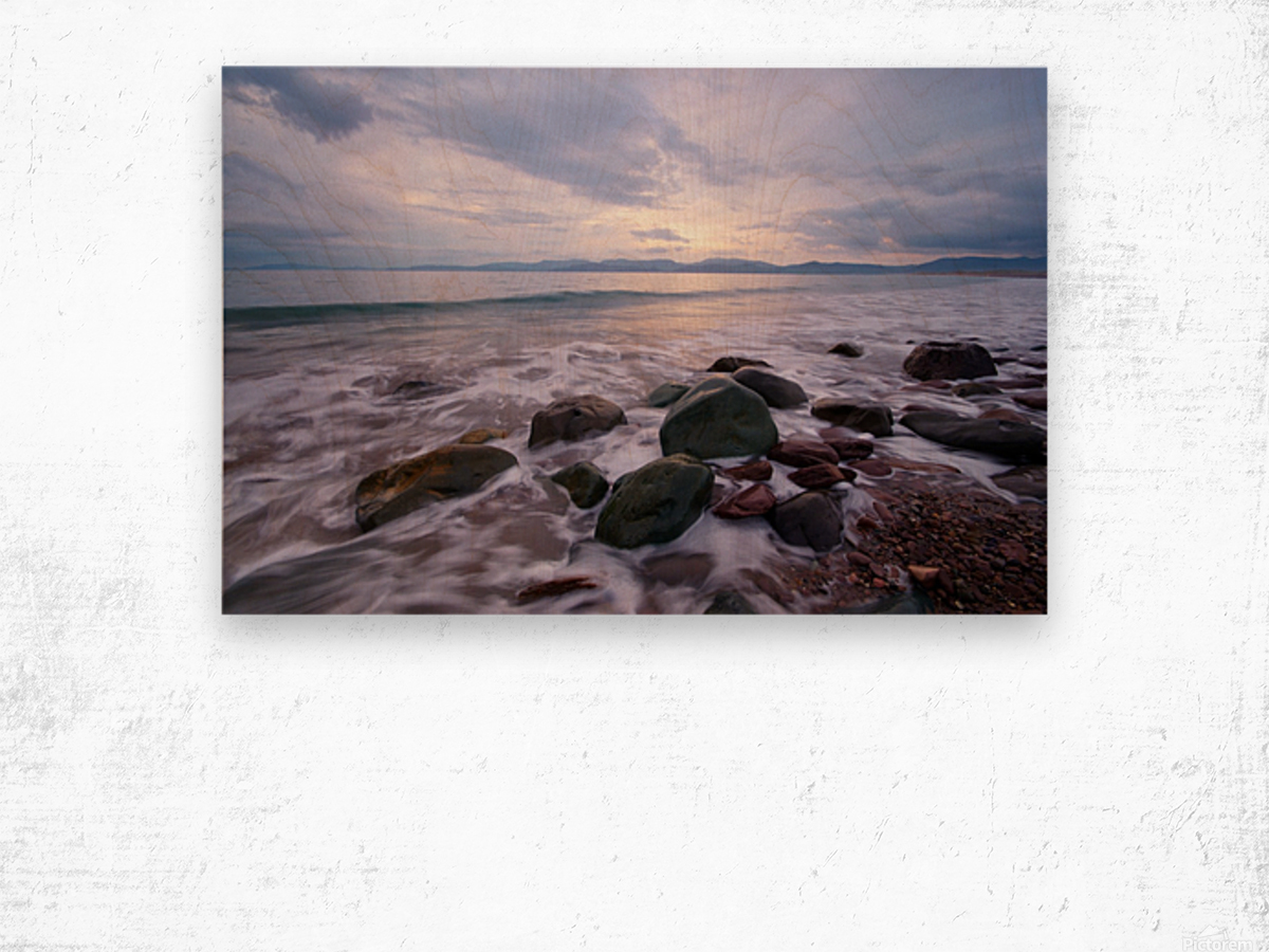 KY 313  Rossbeigh Wood print