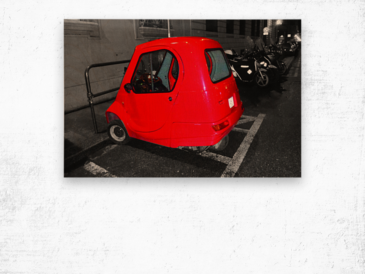 Peel P50-30x20 Inch Canvas Framed Picture Print Art