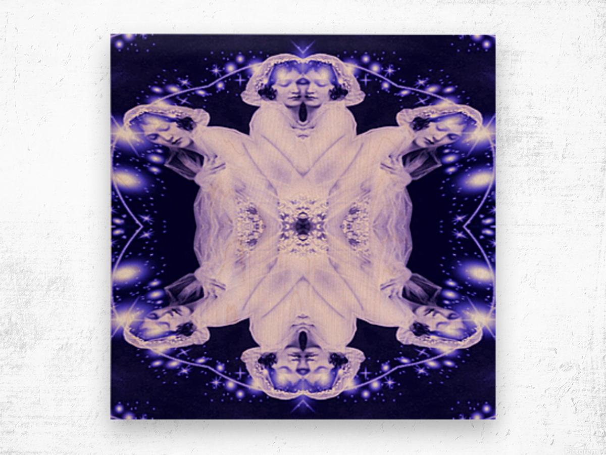 Ethereal Wood print