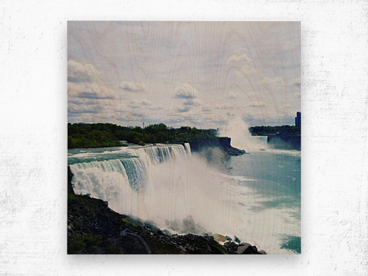 Niagara Wood print