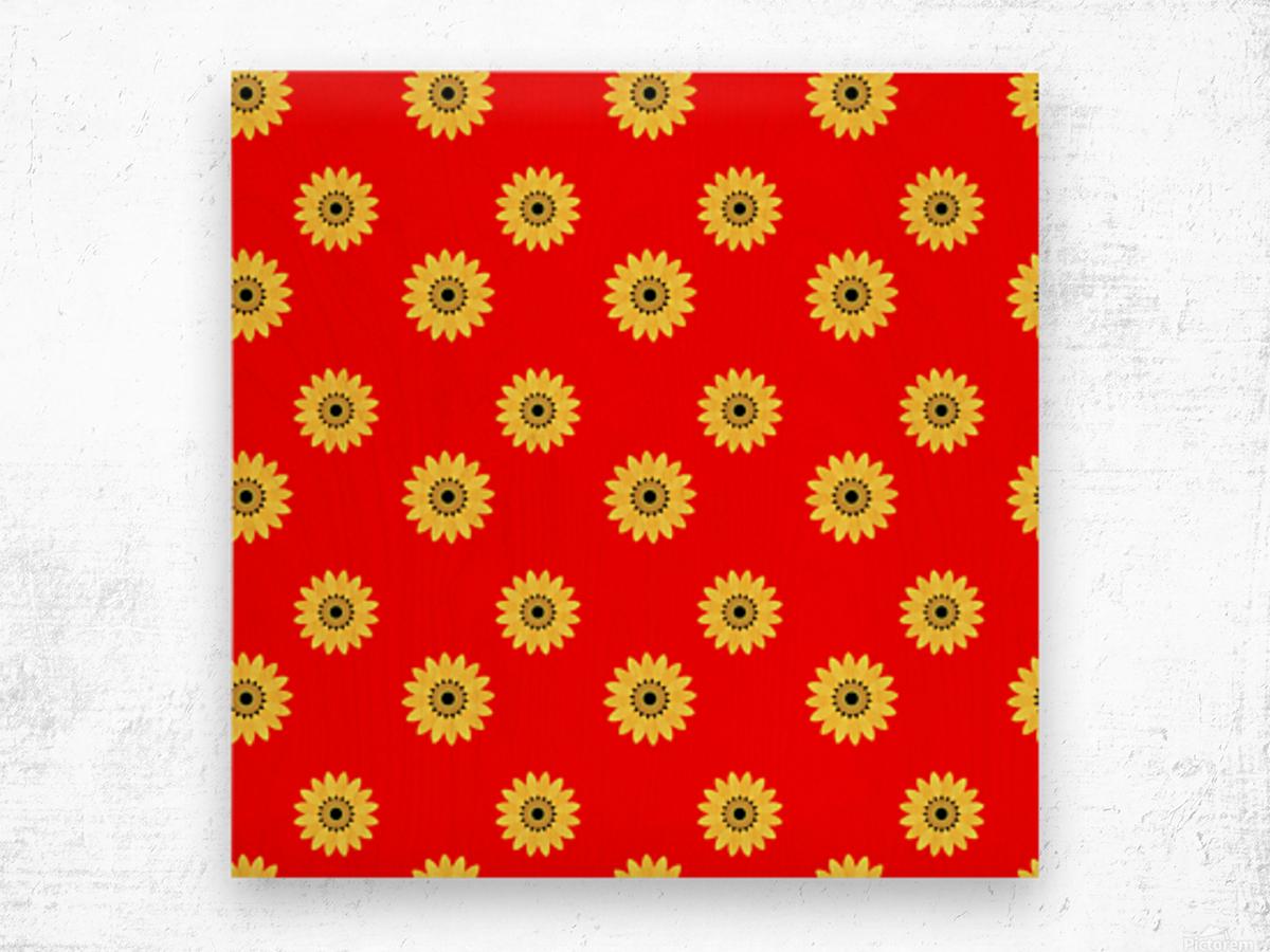 Sunflower (43)_1559876251.5012 Wood print