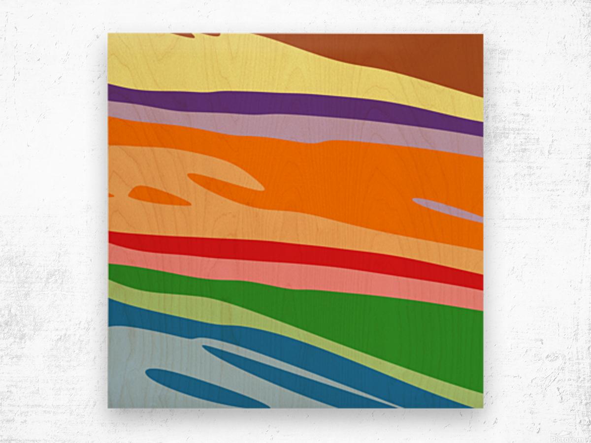 Cool Design (39) Wood print