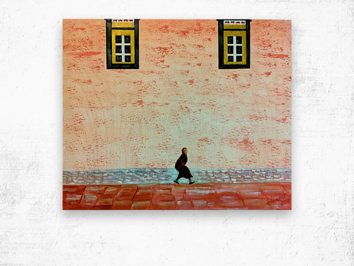 Animal Wood print