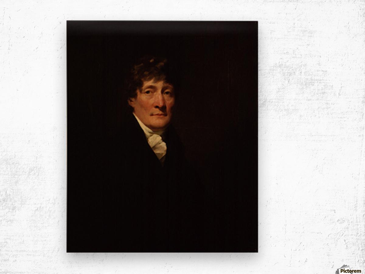 Henry Mackenzie Wood print