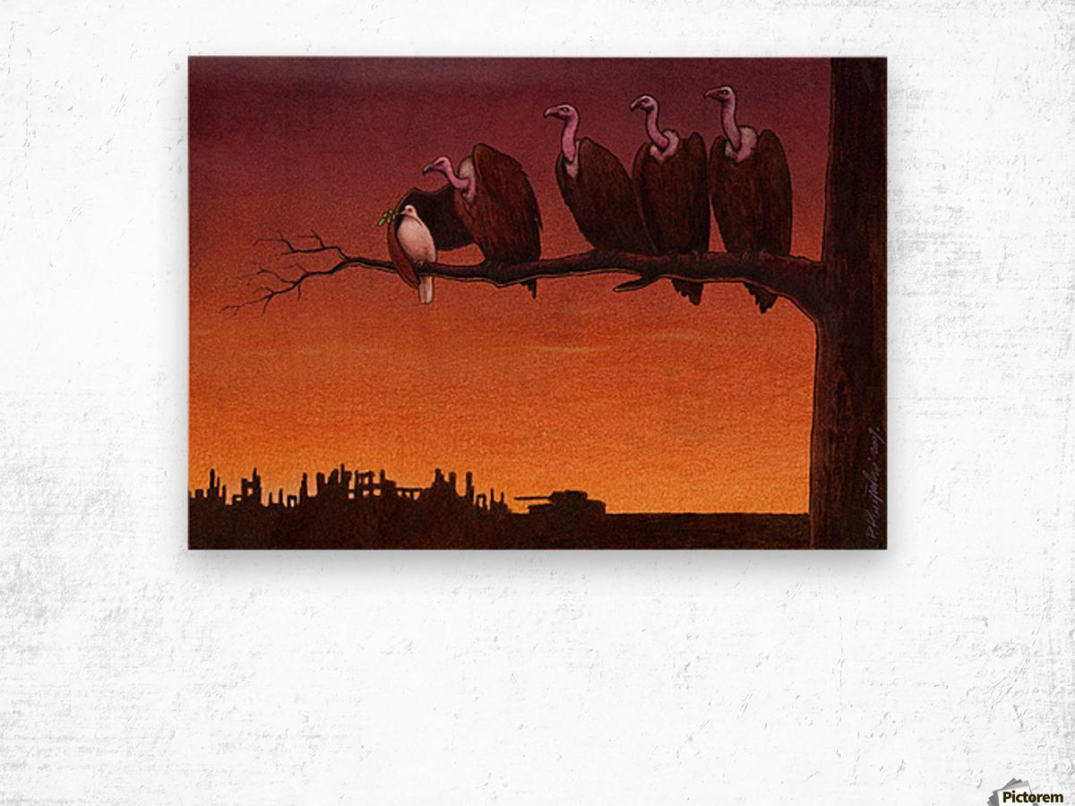 Pawel Kuczynski 24 Wood print