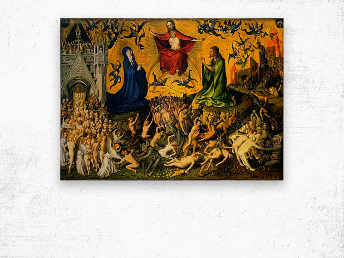 """HD Canvas print Home decoration painting,/""""The Second Coming/"""" 24×36"""