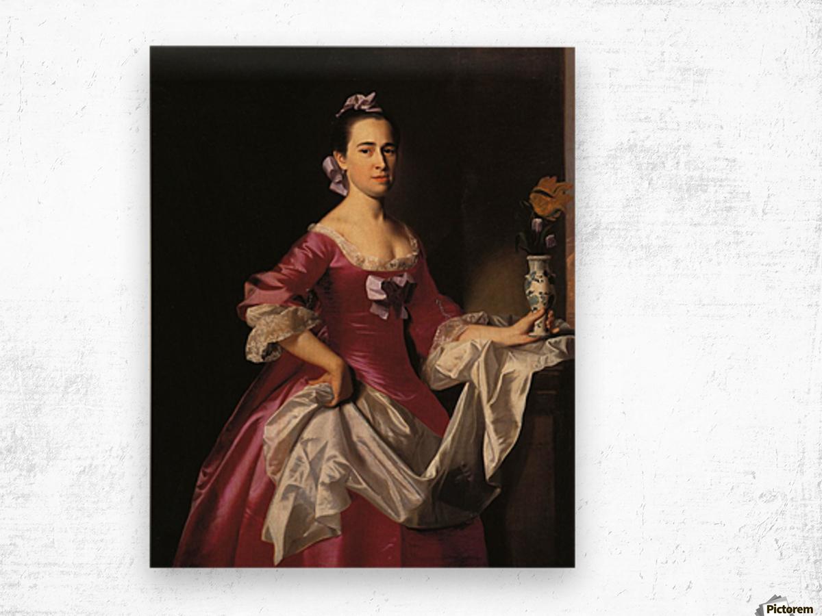 Mrs.George Watson Wood print