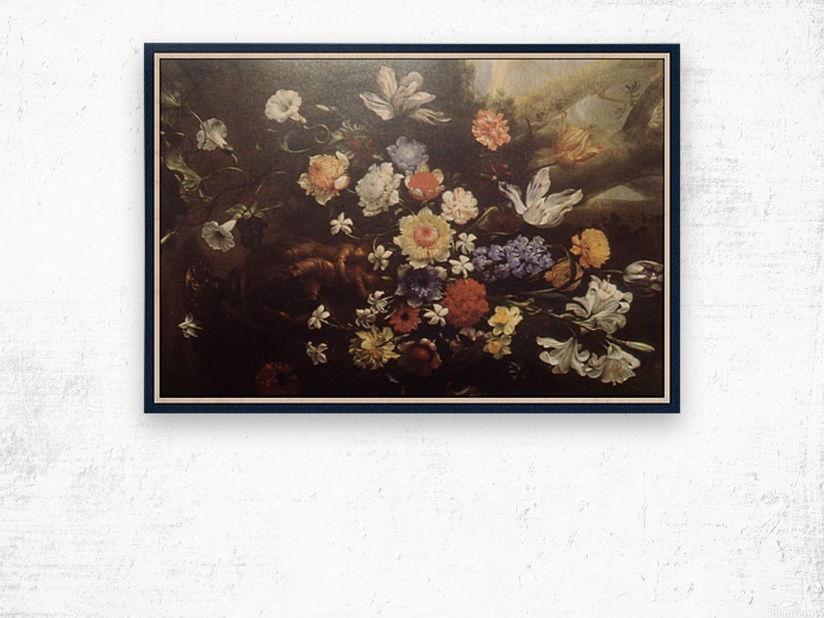Howard010_Fotor floral1 copy Impression sur bois