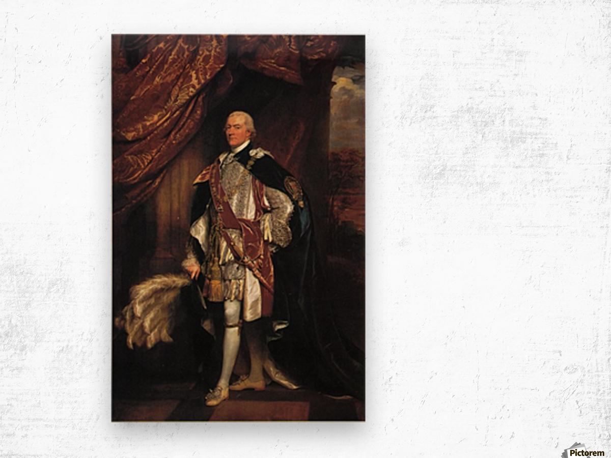 Baron Graham Wood print