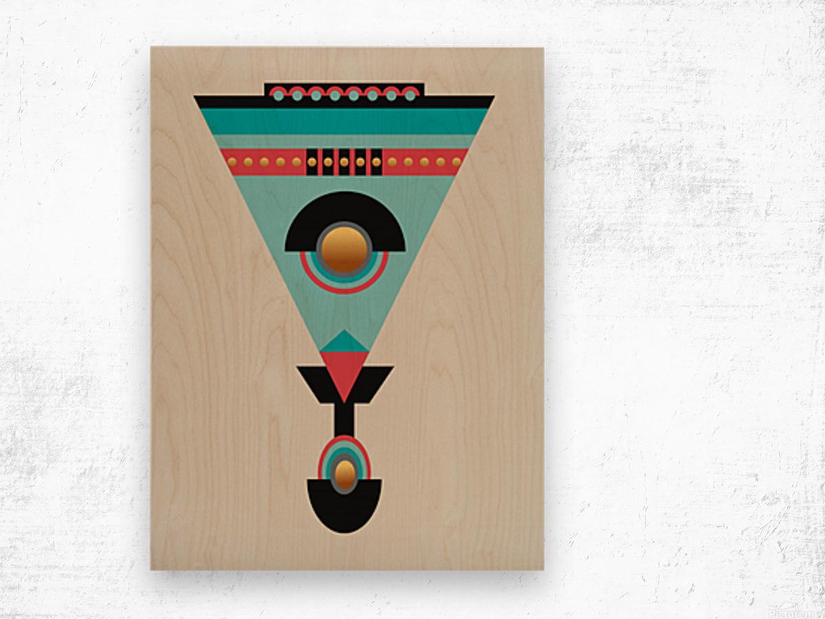 Cleoptra Wood print