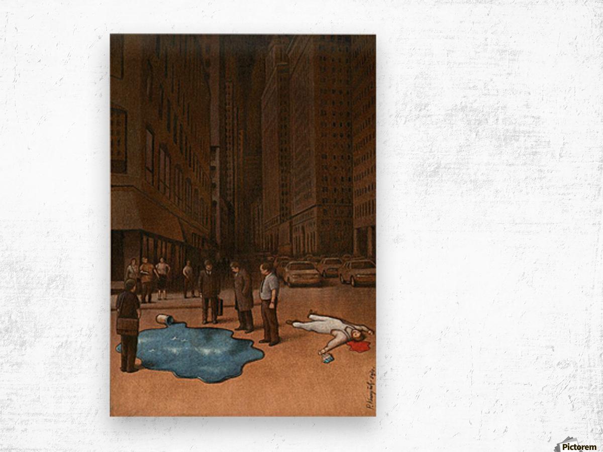 PawelKuczynski42 Wood print