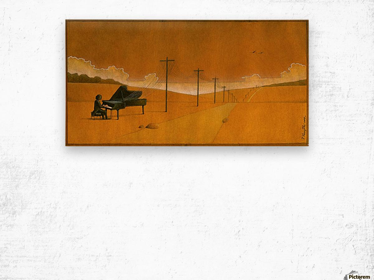 PawelKuczynski59 Wood print