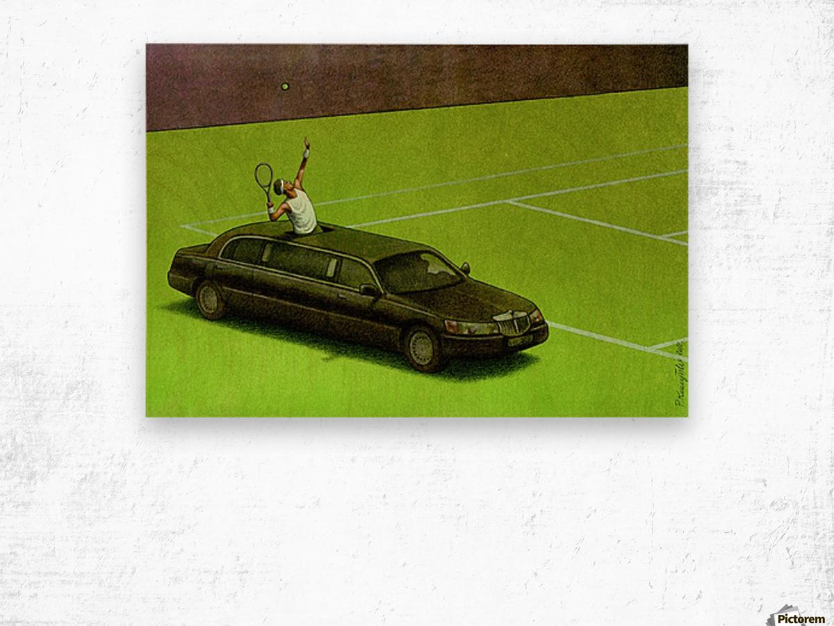 PawelKuczynski66 Wood print