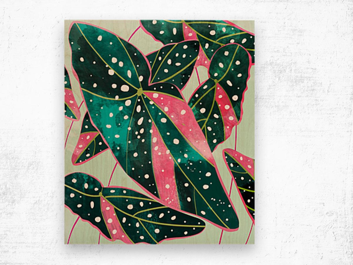 Haripriya Wood print