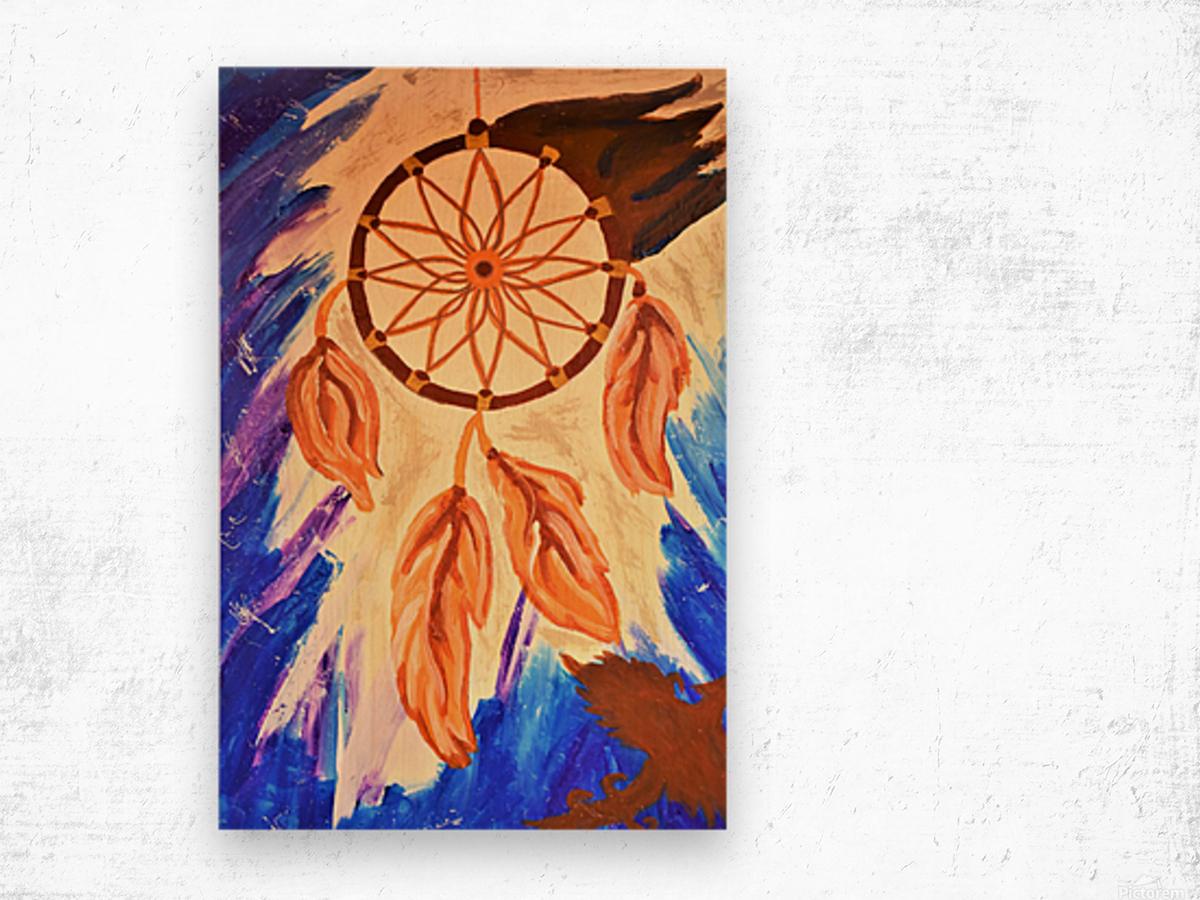 Dreamcatcher.Glenn N Wood print